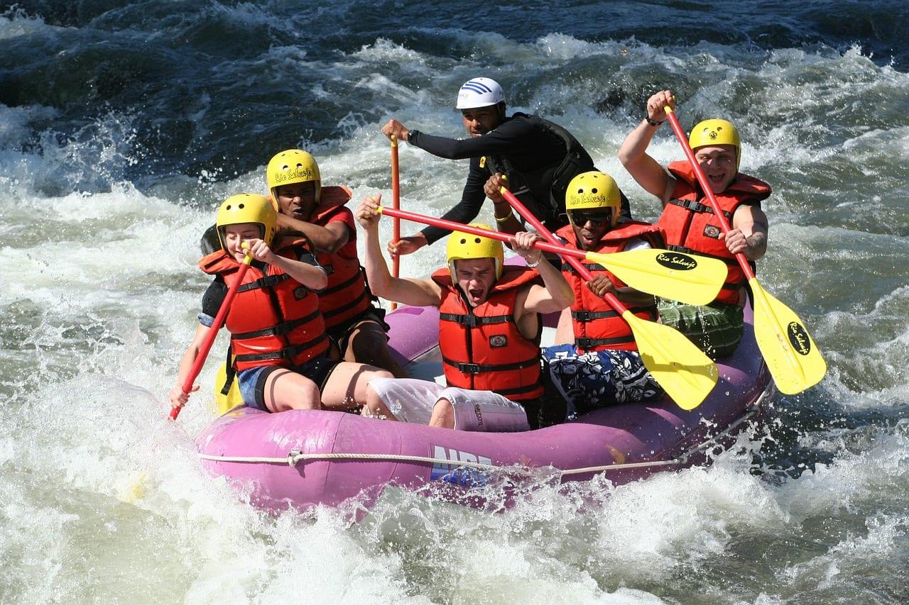 Zimbabwe Travel Guide rafting 661716 1280