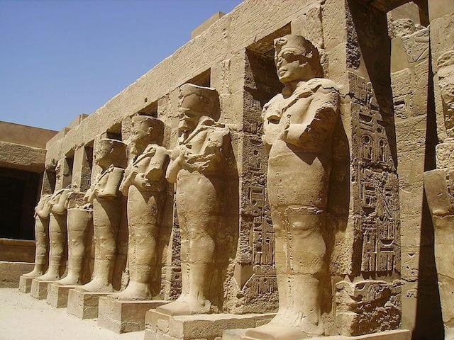 1 Karnak Temple Egypt