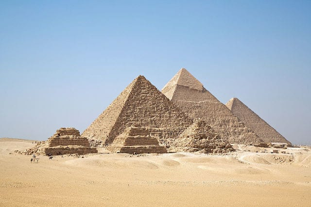 5 Gizah Pyramids