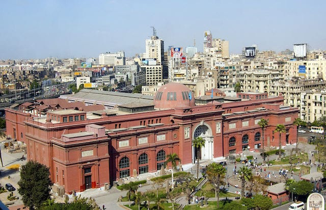 6 The Egyptian Museum