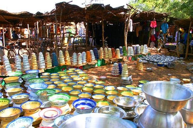 Uganda Kampala Market