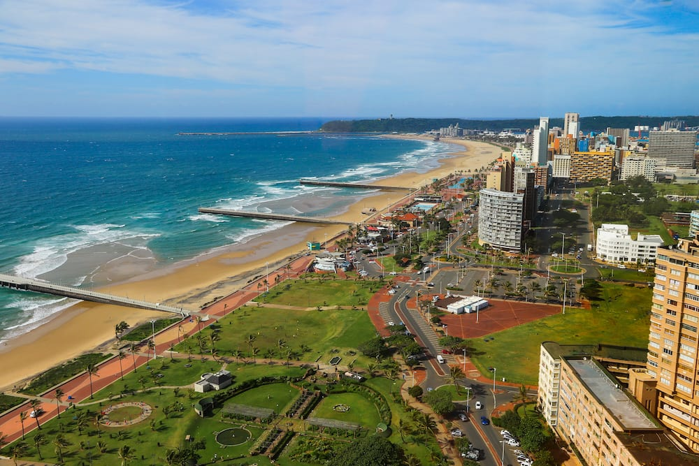 South Africa Attractions Durban Golden Mile