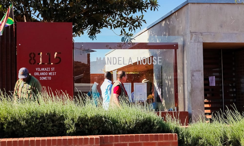 South Africa Attractions Soweto Mandela House