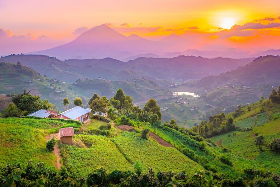 Uganda Travel Guide countryside