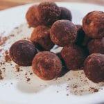 Cocao date balls