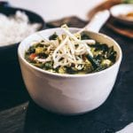 Thai veg curry