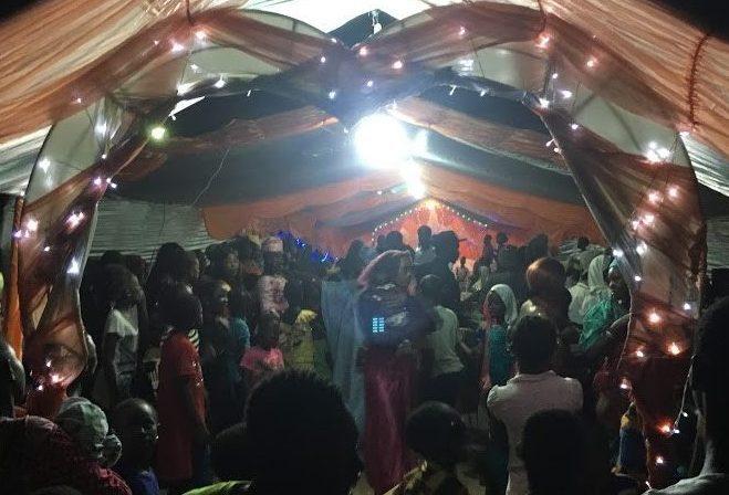wedding in senegal
