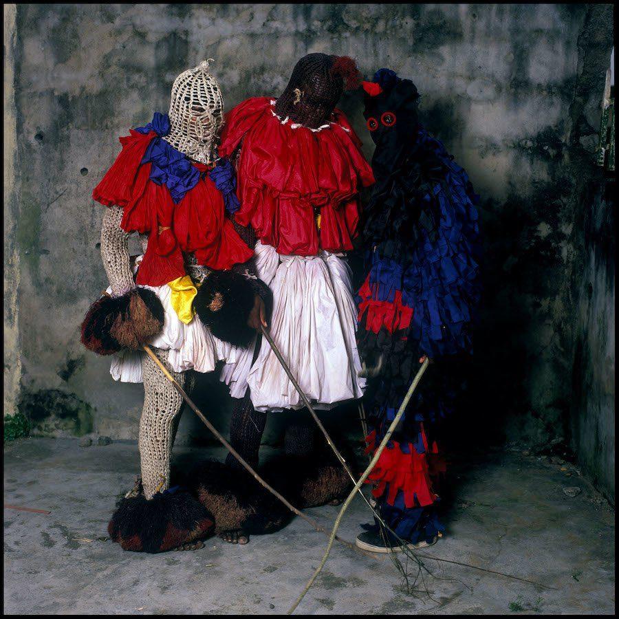 Phyllis Galembo Maske Ekpeyong Edet Dance Group