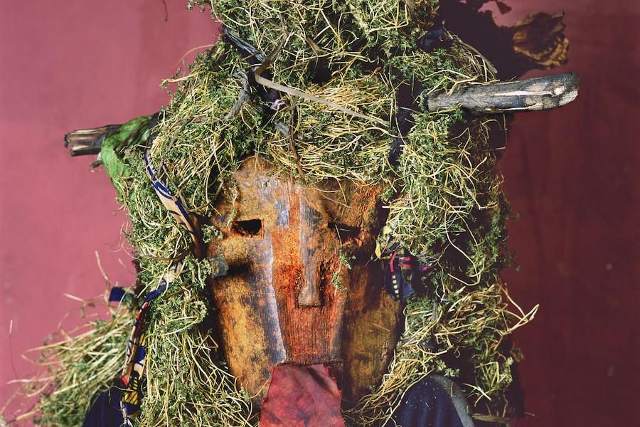 Phyllis Galembo Maske Ekpo